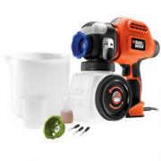 краскораспылители Black&Decker BDPS600K