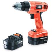 дрели и шуруповерты Black&Decker EPC12CAB