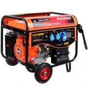 генераторы бензиновые Patriot SRGE 6500E