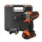 дрели и шуруповерты Black&Decker MT218K